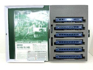 10-1485 24系25形 寝台特急「瀬戸・あさかぜ」 6両増結セット