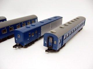 10-816 寝台急行「能登」 7両基本セット