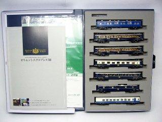 10-561 オリエントエクスプレス'88 7両基本セット