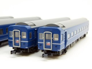 10-1361 14系15形 寝台特急「あかつき」佐世保編成 6両セット