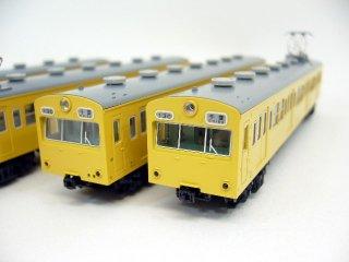 10-255 101系総武緩行線色 6両基本セット
