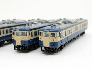 10-1272 115系300番台 横須賀色 4両増結セット