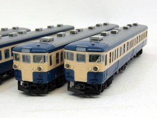 10-1118 115系800番台横須賀色 4両基本セット