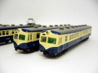 A1193 国鉄70系スカ色新塗装6両セットB・サロ75
