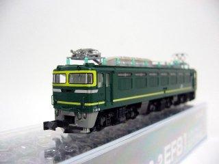 3066-2 EF81 トワイライトエクスプレス色