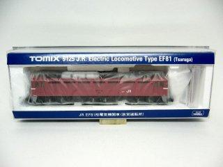 9125 EF81形電気機関車(敦賀運転所)