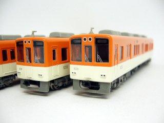 A6492 阪神8000系「8219〜8220」リニューアル6両セット