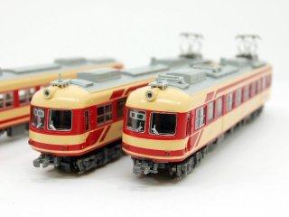 A3361 長野電鉄2000系 C編成・新塗装・冬 3両セット