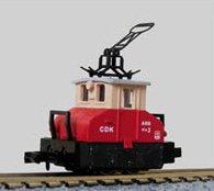 13622 銚子電鉄デキ3動力付 2色塗装