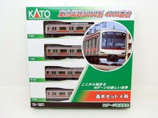 10-1256 東急電鉄5050系4000番台 基本セット(4両)