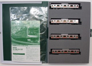 10-1257 東急電鉄5050系4000番台 増結セットA(4両)
