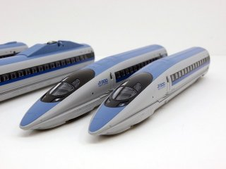 98935 限定品 JR 500-7000系山陽新幹線プラレールカーセット(8両)
