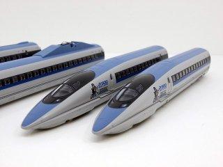 98936 限定品 JR 500-7000系山陽新幹線カンセンジャーラッピングセット(8両)