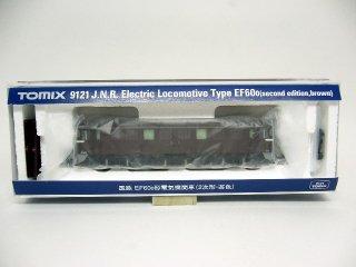 9121 EF60-0形(2次形・茶色)