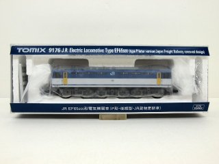 9176 JR EF65 500形電気機関車(P形・後期型・JR貨物更新車)