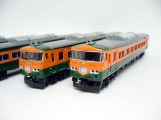 A4132 185系-200番台 湘南色 特急「草津」7両セット