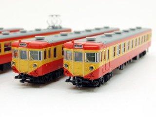10-1299 155系 修学旅行電車 「ひので・きぼう」 8両基本セット