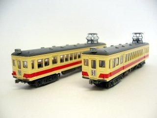 豊橋鉄道 モ1721+モ1771 2両セット