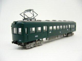 389 旭川電気軌道 モハ1001