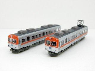 〔2両セット!〕 北陸鉄道 モハ8802+モハ8812 (653+654)