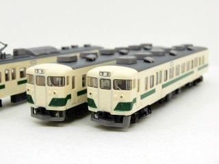 717系 東北本線 クモハ717+モハ716+クハ717 3両セット(871+872+873)