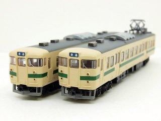 713系900番代 長崎本線 クモハ712+クモハ713 2両セット(879+880)