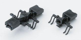 11-705 KATOカプラー密連形B 黒 (20個入)