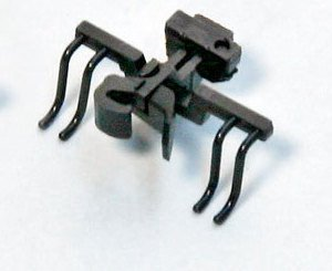 11-721 KATOカプラーN JP A 黒 (アーノルドカプラー用 20個入)