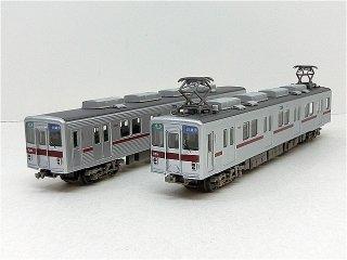 〔1437+1438〕 東武鉄道10000系 11201+12201 2両セット