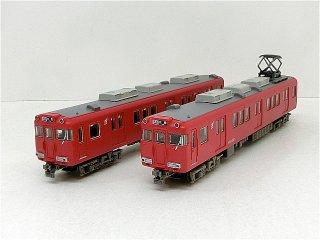 〔1441+1442〕 名古屋鉄道6000系5次車 6019+6219 2両セット
