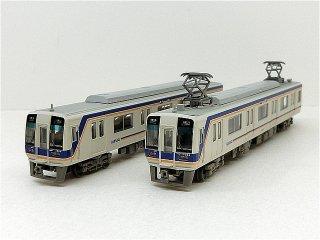〔1443+1444〕 南海電気鉄道1000系 1034+1704 2両セット