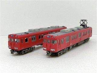 〔シークレット S029-1+S029-2〕 名古屋鉄道6000系5次車 6021+6221 2両セット