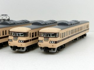 〔モカ割は01/31まで〕[06月新製品] 98696 国鉄 117 0系近郊電車(新快速)セット(6両)