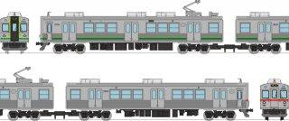 〔05月新製品〕 鉄コレ 養老鉄道7700系TQ03編成(赤帯)3両セットB