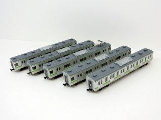 [08月新製品] 98700 205系通勤電車(山手線)増結セット(5両)
