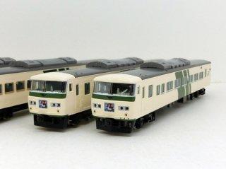 [08月再生産]  98303 185-0系(踊り子・強化型スカート)基本セットA(5両)