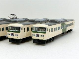 [08月再生産]  98306 185-200系(踊り子・強化型スカート)セット(7両)