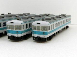 98706 153系電車(新快速・低運転台)セット(6両)