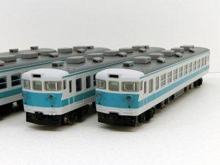 98707 153系電車(新快速・高運転台)セット(6両)