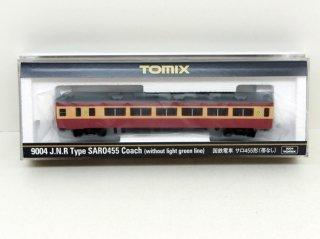 9004 サロ455形(帯なし)