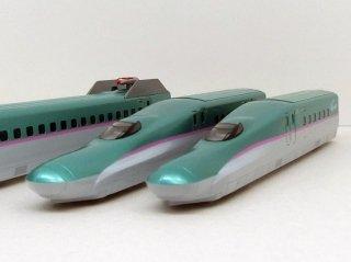 [11月新製品] 10-1663 E5系新幹線「はやぶさ」 基本セット(3両)