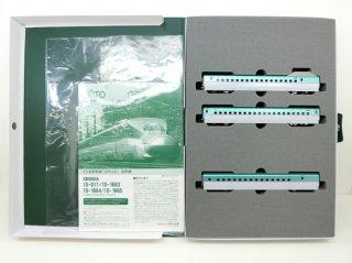 [11月新製品] 10-1664 E5系新幹線「はやぶさ」 増結セットA(3両)