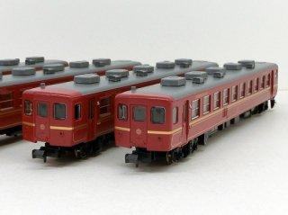 A2688 秩父鉄道12系 パレオエクスプレス(赤茶) 4両セット