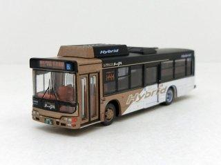 〔シークレット S037〕 なごや観光ルートバス「メーグル」 日野ブルーリボンシティハイブリッド