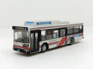 337 北海道中央バス 日野ブルーリボンシティハイブリッド