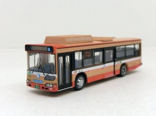 341 神姫バス 日野ブルーリボンシティハイブリッド