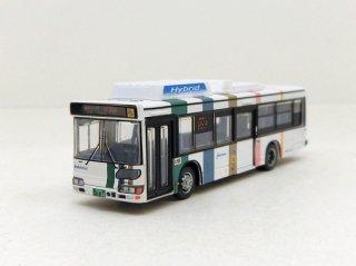 342 西鉄バス北九州 日野ブルーリボンシティハイブリッド