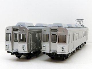 [2020年末予定] 65010 東急7200系 冷房車 2両セット 前面ステップ付 (予価)