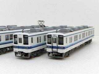 〔モカ割は08/20まで〕[12月新製品] 10-1648 東武鉄道8000系(更新車) 4両増結セット