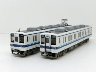 〔モカ割は08/20まで〕[12月新製品] 10-1649 東武鉄道8000系(更新車) 先頭車2両増結セット